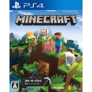 プレイステーション4(PlayStation4)のPS4 Minecraft Starter Collection(家庭用ゲームソフト)