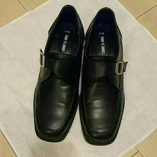 卒業式入学式  革靴24㎝     COMME CA ANGEL(ローファー)