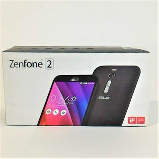エイスース(ASUS)のZE551ML Zenfone2 4GB 32GB シルバー ASUS (スマートフォン本体)