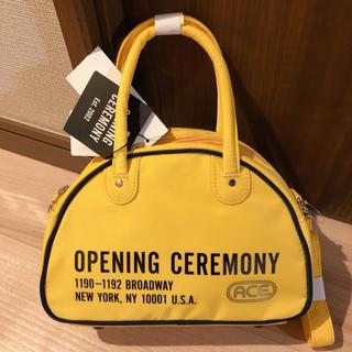 オープニングセレモニー(OPENING CEREMONY)の♡opening ceremony♡バッグ 新品未使用(ショルダーバッグ)
