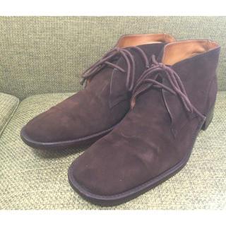 マークジェイコブス(MARC JACOBS)のMARC JACOBSマークジェイコブス ショートブーツ(ブーツ)