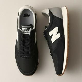 New Balance - 【2019購入】new balanceニューバランス☆スニーカー220☆ブラック