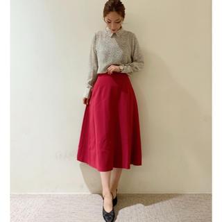 テチチ(Techichi)の【新品未使用】リバーシブルスカート(ひざ丈スカート)