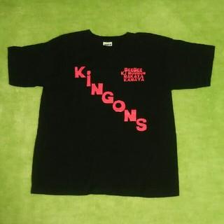 Kingons キンゴンズ  Tシャツ ブラック(ミュージシャン)