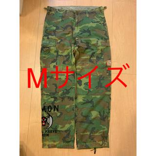 ダブルタップス(W)taps)のwtaps 09ss jungle stock Mサイズ カモ 迷彩(ワークパンツ/カーゴパンツ)