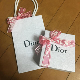 クリスチャンディオール(Christian Dior)の★ディオール ラッピングセット 2020 限定リボン🎀  ラッピング(ラッピング/包装)