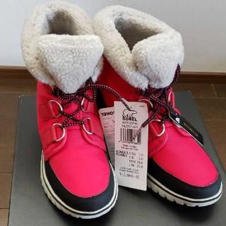 ソレル(SOREL)の新品 ソレル ブーツ コージーカーニバル US7 24cm(ブーツ)