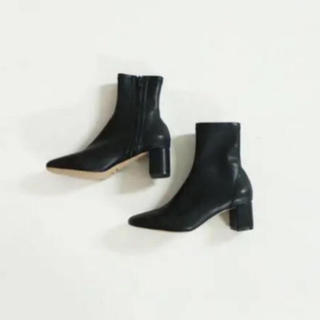 TODAYFUL - TODAYFUL 完売 Ankle Stretch Boots ブーツ 37