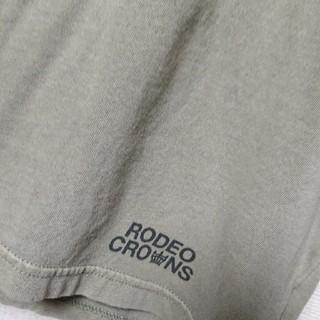 ロデオクラウンズ(RODEO CROWNS)のロデオ カットソー(カットソー(長袖/七分))