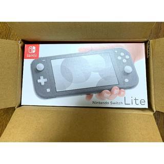 任天堂 - Nintendo Switch Lite グレー HDH-S-GAZAA