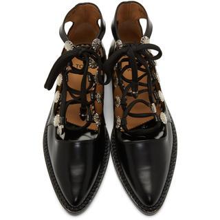 トーガ(TOGA)のTOGA PULLA ギリーシューズ 36(ローファー/革靴)