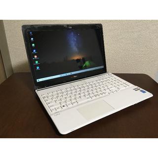エヌイーシー(NEC)のNEC Lavie/Intel/240G/4G/15.6Inc(ノートPC)