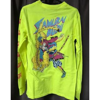 ローリングクレイドル(ROLLING CRADLE)のROLLING CRADLE 長袖 S 蛍光色(Tシャツ/カットソー(七分/長袖))