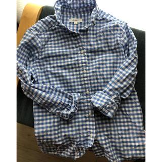 ニコアンド(niko and...)のニコアンド チェックシャツ(シャツ/ブラウス(長袖/七分))