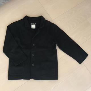 アニエスベー(agnes b.)のアニエス・ベー…ブラックジャケット(ジャケット/上着)