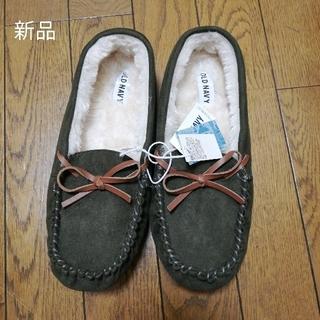 オールドネイビー(Old Navy)の新品☆25cm モカシン(スリッポン/モカシン)