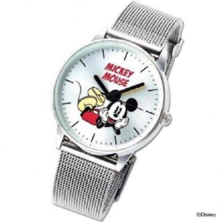 ミッキーマウス - SPRiNG ★ 洒落てる!ミッキーマウス腕時計 ★ 新品付録