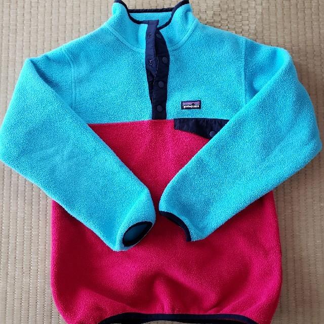 patagonia(パタゴニア)のパタゴニア フリース レディース シンチラ キッズ/ベビー/マタニティのキッズ服女の子用(90cm~)(ジャケット/上着)の商品写真