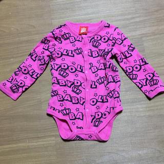BABYDOLL - ベビードール Baby doll カバーオール つなぎ 肌着 ベビー服 80