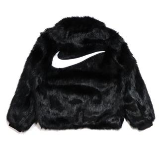 アンブッシュ(AMBUSH)のNike x Ambush Reversible Fur Jacket (毛皮/ファーコート)