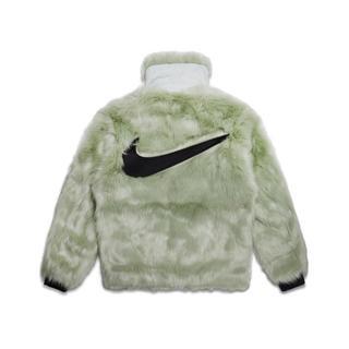 アンブッシュ(AMBUSH)のNike x Ambush Reversible Fur Jacket Mサイズ(毛皮/ファーコート)