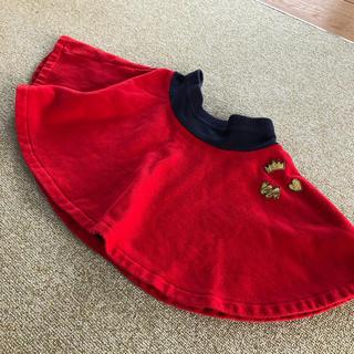 プチバトー(PETIT BATEAU)のプチバトー スカート 4ans(スカート)