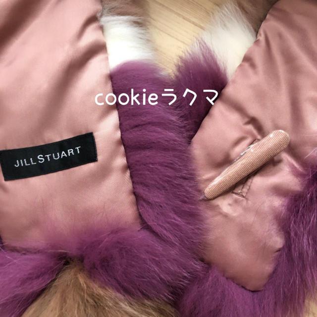JILLSTUART(ジルスチュアート)のジルスチュアート★カラーファーティペット レディースのファッション小物(マフラー/ショール)の商品写真