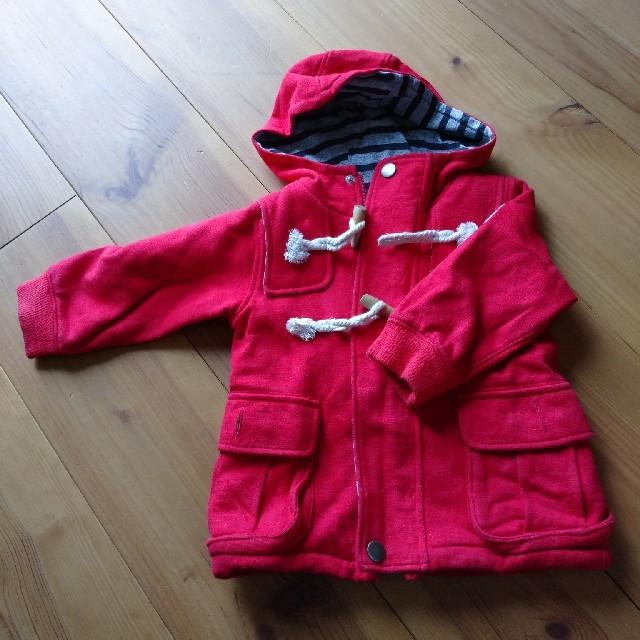 F.O.KIDS(エフオーキッズ)のF.O.KIDS ダッフルコート キッズ/ベビー/マタニティのキッズ服男の子用(90cm~)(ジャケット/上着)の商品写真