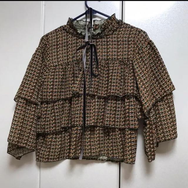 WEGO(ウィゴー)のWEGO ブラウス レディースのトップス(シャツ/ブラウス(長袖/七分))の商品写真