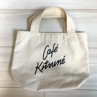 MAISON KITSUNE' - カフェキツネ トートバック