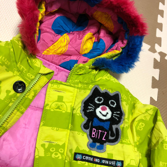 Bit'z(ビッツ)のビッツ120 アウター キッズ/ベビー/マタニティのキッズ服男の子用(90cm~)(ジャケット/上着)の商品写真