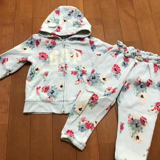 babyGAP -  GAP 花柄セットアップ
