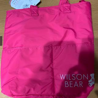 wilson - ウィルソン トート型ラケットバッグ