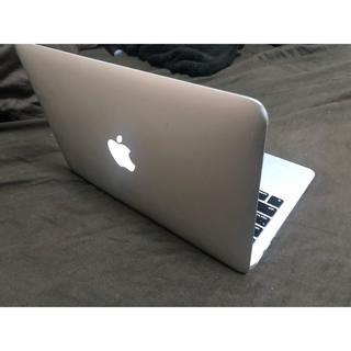 マック(Mac (Apple))の【正常作動品】MacBook Air 11inch 2012年モデル(ノートPC)