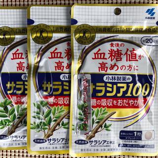 コバヤシセイヤク(小林製薬)のサラシア100(その他)