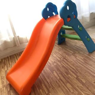 トイザらス - 折りたたみ滑り台
