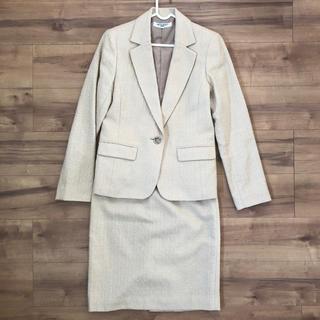 ナチュラルビューティーベーシック(NATURAL BEAUTY BASIC)のナチュラルビューティーベーシック M-L スカートスーツ上下(スーツ)