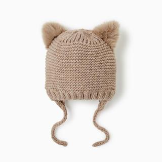 ザラキッズ(ZARA KIDS)のzarababy ザラベビー ニット帽(帽子)