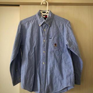 TOMMY HILFIGER - トミーヒルフィガー・シャツ サイズ感140センチ 一度使用美品