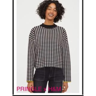 H&M - ☆新品☆ [レア] PRINGLE OF SCOTLANDxH&M セーター