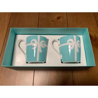 Tiffany & Co. - Tiffany&Co   マグカップ2個セット