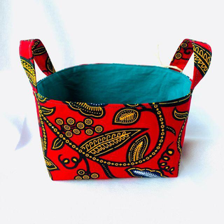 小 小物入れ ハンドメイド  アフリカ布 バオバブ神戸 1個当たりのお値段です(小物入れ)