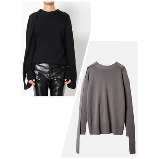 LE CIEL BLEU - IRENE🖤Merino Wool Knit Tops  ニット アイレネ