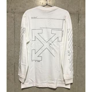 OFF-WHITE - off-white 長袖
