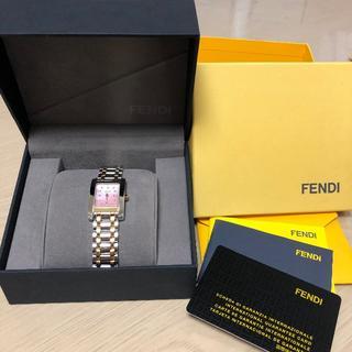 FENDI - FENDI♡ダイヤ ピンク 時計