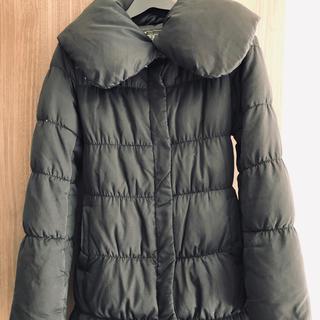 CECIL McBEE - レディース ダウンジャケット ダウンコート Mサイズ ブラック