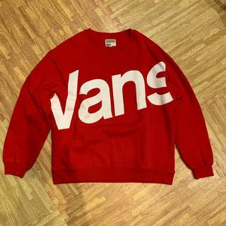 ヴァンズ(VANS)のvans スウェット(トレーナー/スウェット)