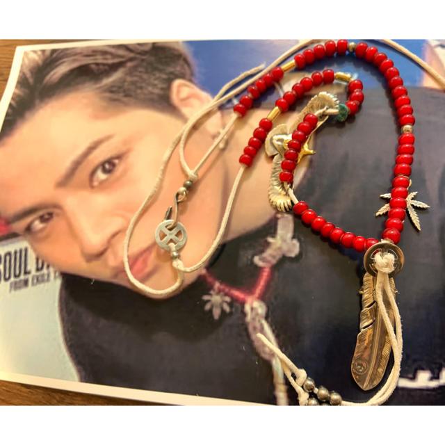 goro's(ゴローズ)のゴローズ  登坂広臣 JSB 三代目 最新モデル! メンズのアクセサリー(ネックレス)の商品写真