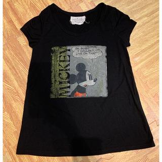 ディズニー(Disney)のディズニー ミッキーTシャツ(Tシャツ(半袖/袖なし))