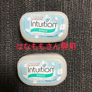Schick Intuition 替刃 敏感肌用(カミソリ)